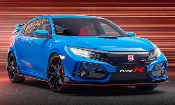 New Honda Civic Type R 2020 GT 320 PS
