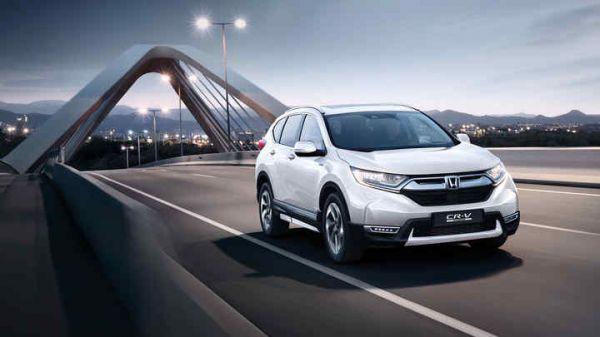 Honda CR-V 2.0 Hybrid Lifestyle Automat