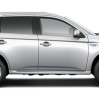 Mitsubishi Outlander PHEV Diamond S-Edition Demowagen